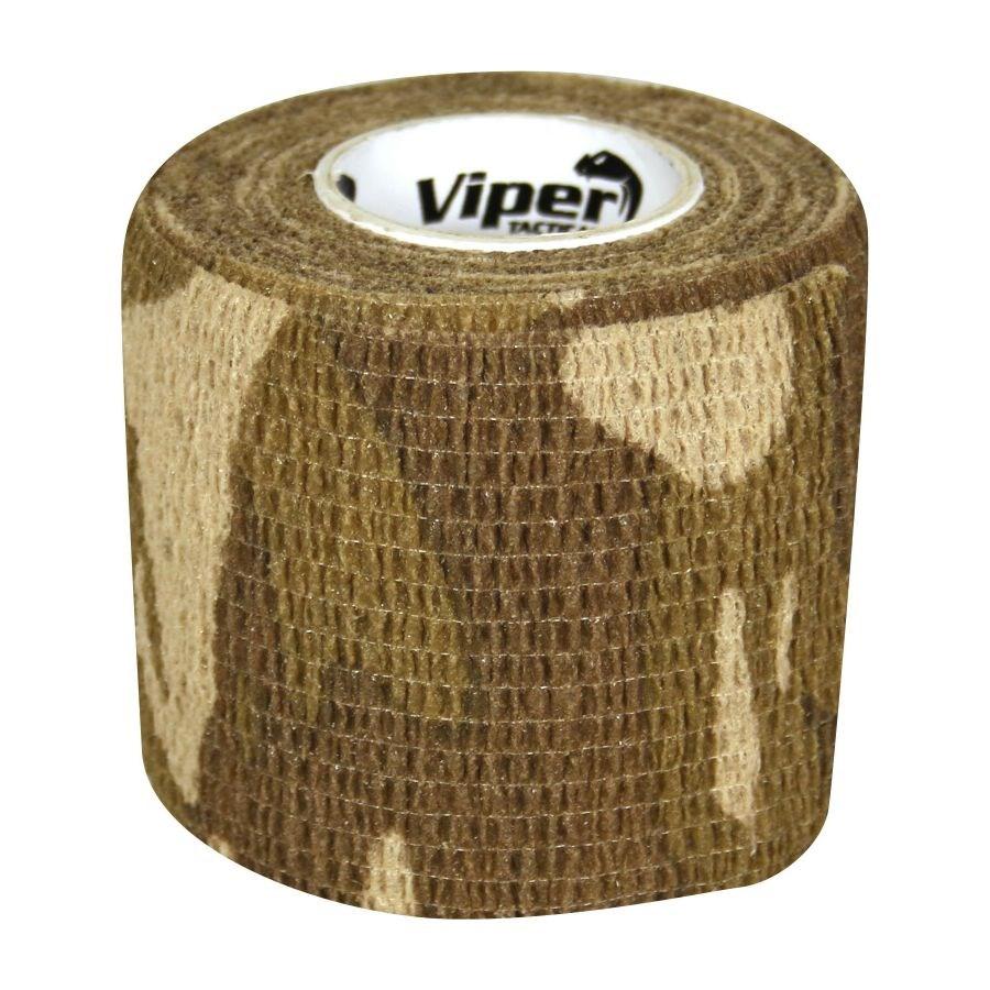 Páska 4,5 m x 50 mm omotávacia VCAM DESERT