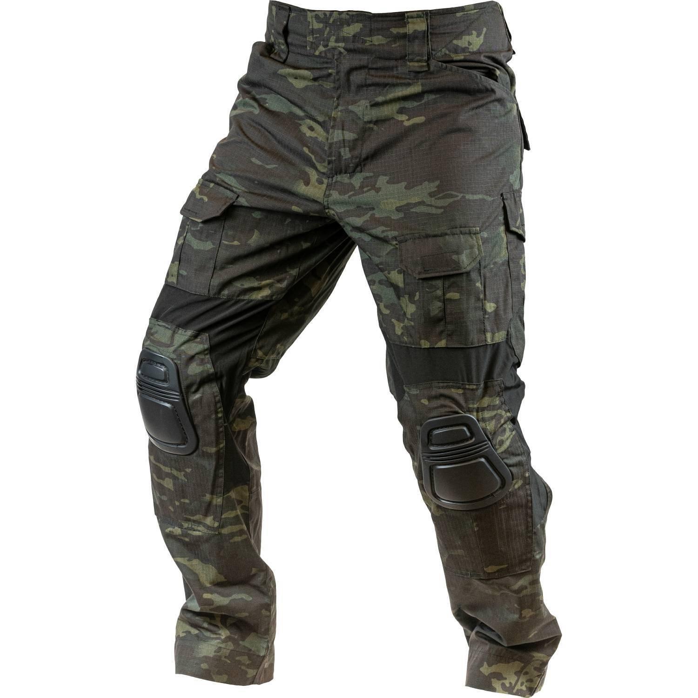 Nohavice taktické ELITE GEN2 VCAM BLACK