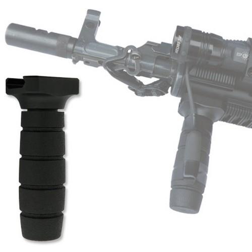 Rukoväť prídavná pre uchopenie zbrane na REIL 98 mm