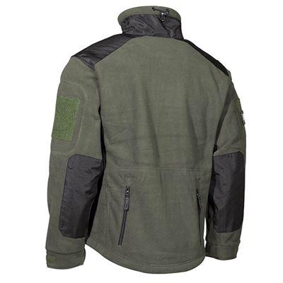 Bunda fleece Heavy-Strike OLIV