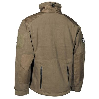 Bunda fleece Heavy-Strike COYOTE