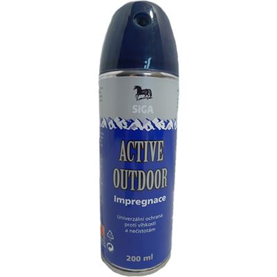Impregnácia ACTIVE OUTDOOR (Carat) v spreji 200ml