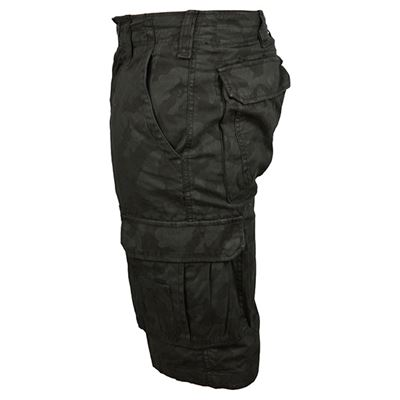 Nohavice krátke KOSUMO vintage NIGHT CAMO