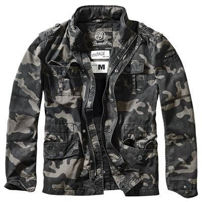 Bunda BRITANNIA JACKET DARK CAMO