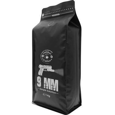 Káva CALIBER COFFEE 9mm 1000g
