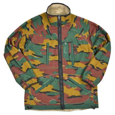 Bunda fleece obojstranná belgická použitá