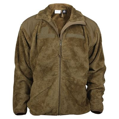 Bunda fleece GEN III / LEVEL 3 ECWCS COYOTE