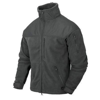 Bunda CLASSIC ARMY fleece SHADOW GREY