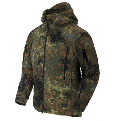 Bunda PATRIOT Heavy fleece FLECKTARN