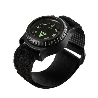 Kompas na zápästie T25 ČIERNY