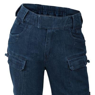 Dámske nohavice UTP® DENIM STRETCH MARINE BLUE