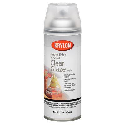 Farba KRYLON v spreji TRIPLE THICK CLEAR GLZE