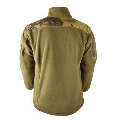 Bunda fleece RAVEN s ramenami vz.95