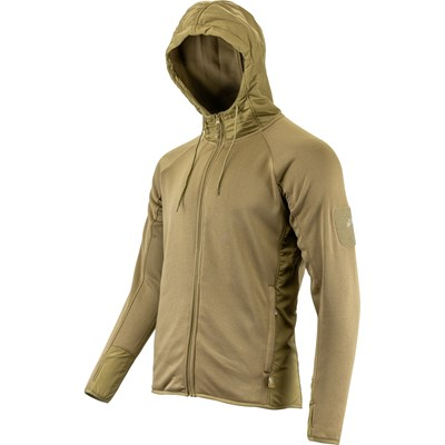 Mikina STORM fleece COYOTE